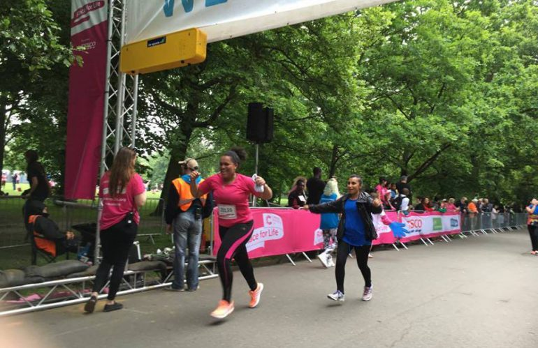 MG Events @5K Race For Life – Charity event to support cancer research